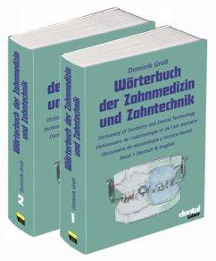 Wörterbuch der Zahnmedizin und Zahntechnik. Deutsch - Englisch - Französisch - Spanisch - Groß, Dominik