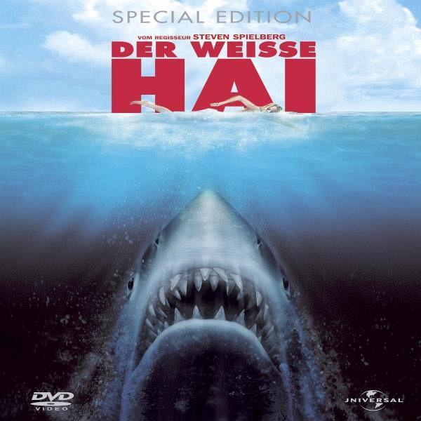 Der weisse Hai Special Edition auf DVD - Portofrei bei ...