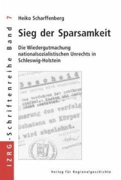 Sieg der Sparsamkeit - Scharffenberg, Heiko