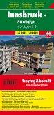 Freytag & Berndt Stadtplan Innsbruck, Touristenplan