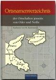 Ortsnamenverzeichnis der Ortschaften jenseits von Oder und Neiße