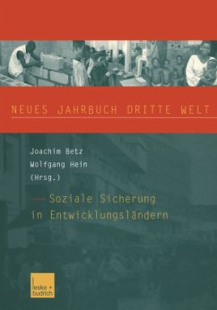 Neues Jahrbuch Dritte Welt - Betz, Joachim / Hein, Wolfgang (Hgg.)