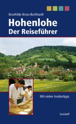 Hohenlohe. Der Reiseführer