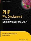 PHP Web Development with Macromedia Dreamweaver MX 2004