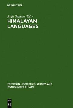 Himalayan Languages - Saxena, Anju (ed.)