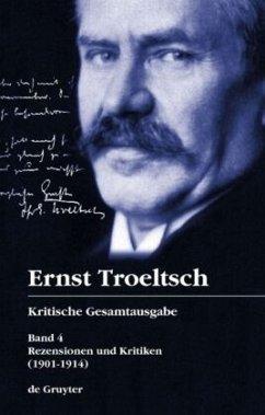 Rezensionen und Kritiken - Troeltsch, Ernst