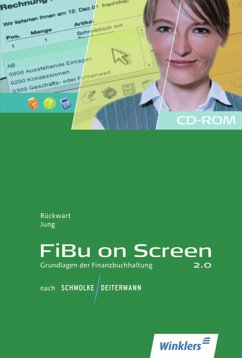 FiBu on Screen 2.0, 1 CD-ROM
