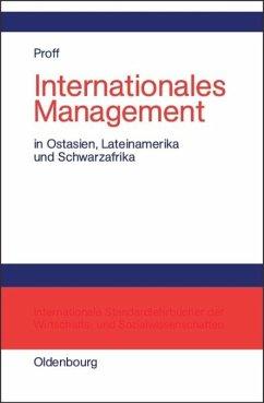 Internationales Management - Proff, Heike