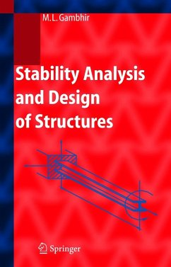 Stability Analysis and Design of Structures - Gambhir, M.L.