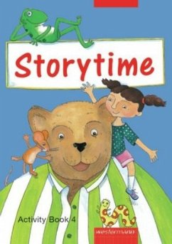 Storytime 4. Activity Book