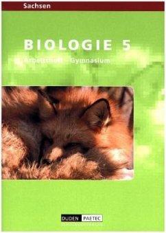 Level Biologie 5. Schuljahr Arbeitsheft. Gymnasium Sachsen