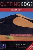 Students' Book, Deutsche Ausgabe / Cutting Edge, Elementary