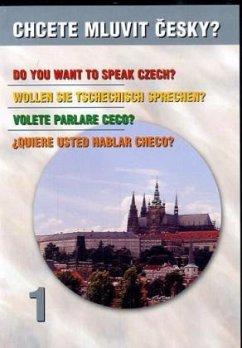 4 Audio-CDs / Wollen Sie Tschechisch sprechen Tl.1 - Cechova, Elga