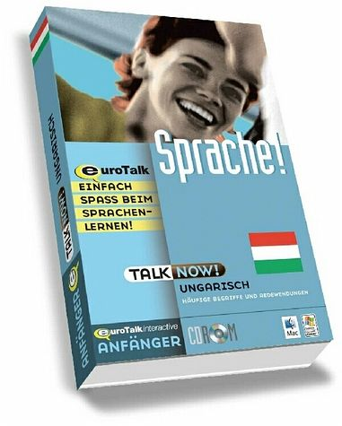 Talk Now! - Ungarisch (PC+Mac)