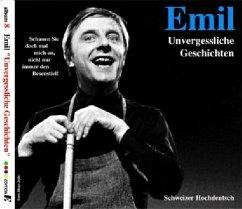 Emil - Unvergessliche Geschichten, 1 Audio-CD