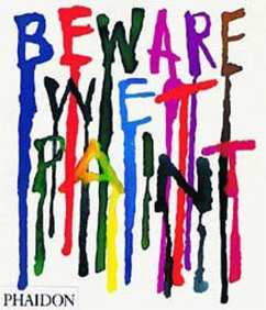 Beware Wet Paint - Fletcher, Alan