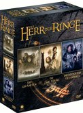 Der Herr der Ringe - Trilogie , 6 DVDs