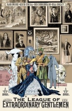 The League of Extraordinary Gentlemen Vol. 01 - Moore, Alan; O'Neill, Kevin
