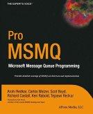 Pro MSMQ