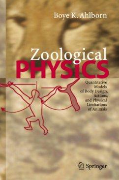 Zoological Physics - Ahlborn, Boye K.