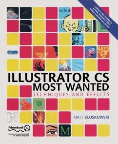 Illustrator CS Most Wanted - Kloskowski, Matt