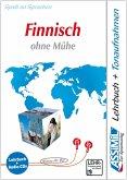 Assimil. Finnisch ohne Mühe. Multimedia-Classic. Lehrbuch und 4 Audio-CDs