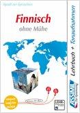 Lehrbuch, 4 Audio-CDs u. 1 CD-ROM / Assimil Finnisch ohne Mühe