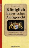 Der Bierkrawall und andere Verhandlungen / Königlich Bayerisches Amtsgericht