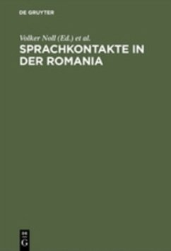 Sprachkontakte in der Romania