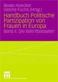 Handbuch Politische Partizipation von Frauen in Europa