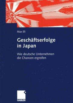 Geschäftserfolge in Japan - Eli, Max
