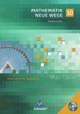 Mathematik Neue Wege 10. Arbeitsbuch für Gymnasien. Schülerband mit CD-ROM. Niedersachsen