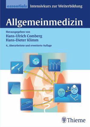 Allgemeinmedizin - Comberg, / Klimm