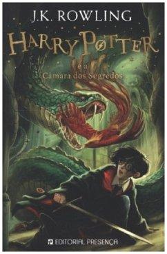 Harry Potter e a Camara dos Segredos / Harry Potter, portugiesische Ausgabe Bd.2 - Rowling, J. K.