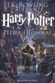 Harry Potter e a Pedra Filosofal / Harry Potter, portugiesische Ausgabe Bd.1
