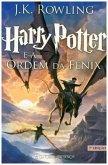 Harry Potter e a Ordem da Fenix / Harry Potter, portugiesische Ausgabe Bd.5