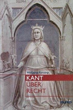 Kant über Recht - Kersting, Wolfgang