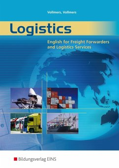 Logistics. Lehrbuch - Vollmers, Claus; Vollmers, Sally