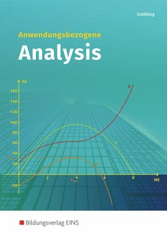 Anwendungsbezogene Analysis - Schilling, Klaus