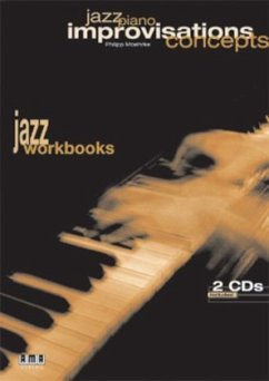 Jazz Piano - Improvisations Concepts - Moehrke, Philipp