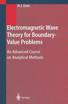 Electromagnetic Wave Theory for Boundary-Value Problems - Eom, Hyo J.