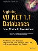 Beginning VB .NET 1.1 Databases