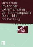 Politischer Extremismus in der Bundesrepublik Deutschland