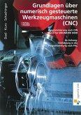 Grundlagen über numerisch gesteuerte Werkzeugmaschinen (CNC). Lehr- / Fachbuch