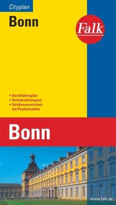 Falk Plan Bonn, Cityplan