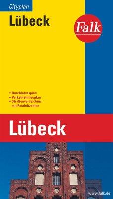 Falk Plan Lübeck, Cityplan