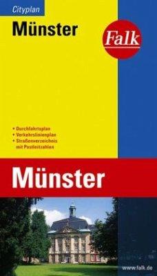 Falk Plan Münster, Cityplan