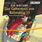 Das Geheimnis von Bahnsteig 13, 2 Audio-CDs