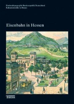 Eisenbahn in Hessen. 3 Bde