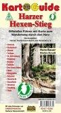 Karto-Guide: Harzer Hexen-Stieg, m. 1 Buch